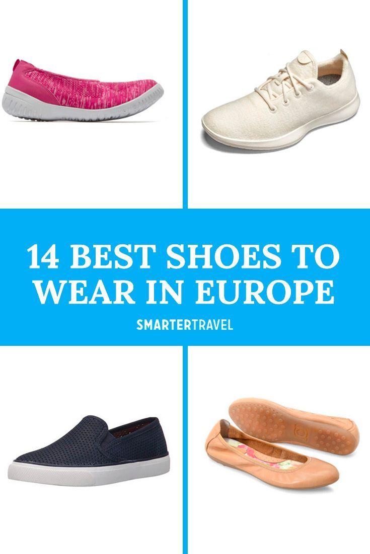 b04ba6d26d Best Shoes to Wear in Europe This Season: These are the best shoes to wear
