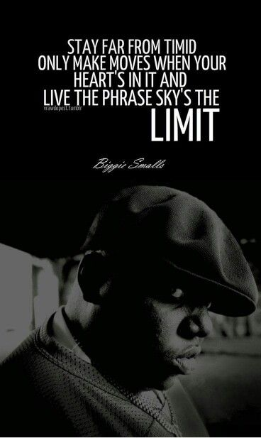 Biggie Notorious BIG Quotes Rap Quotes Biggie Smalls Magnificent Biggie Quotes