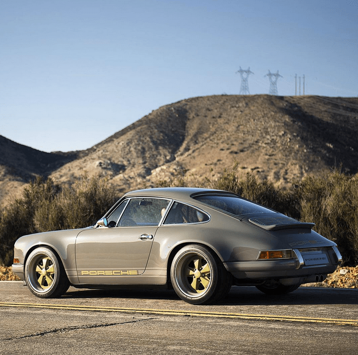 27 Shots Of A Handsome Custom Porsche 911 You'll Want In Your Garage