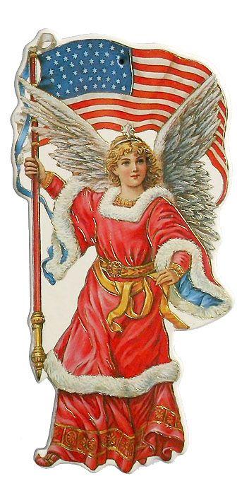 Image result for patriotic angels