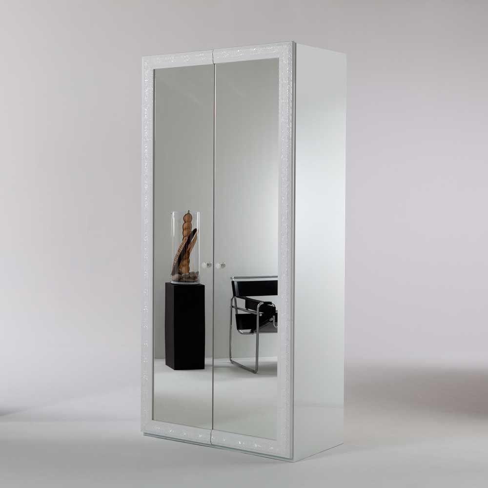 15 Luxus Sammlung Von Kleiderschrank Weiss Spiegel