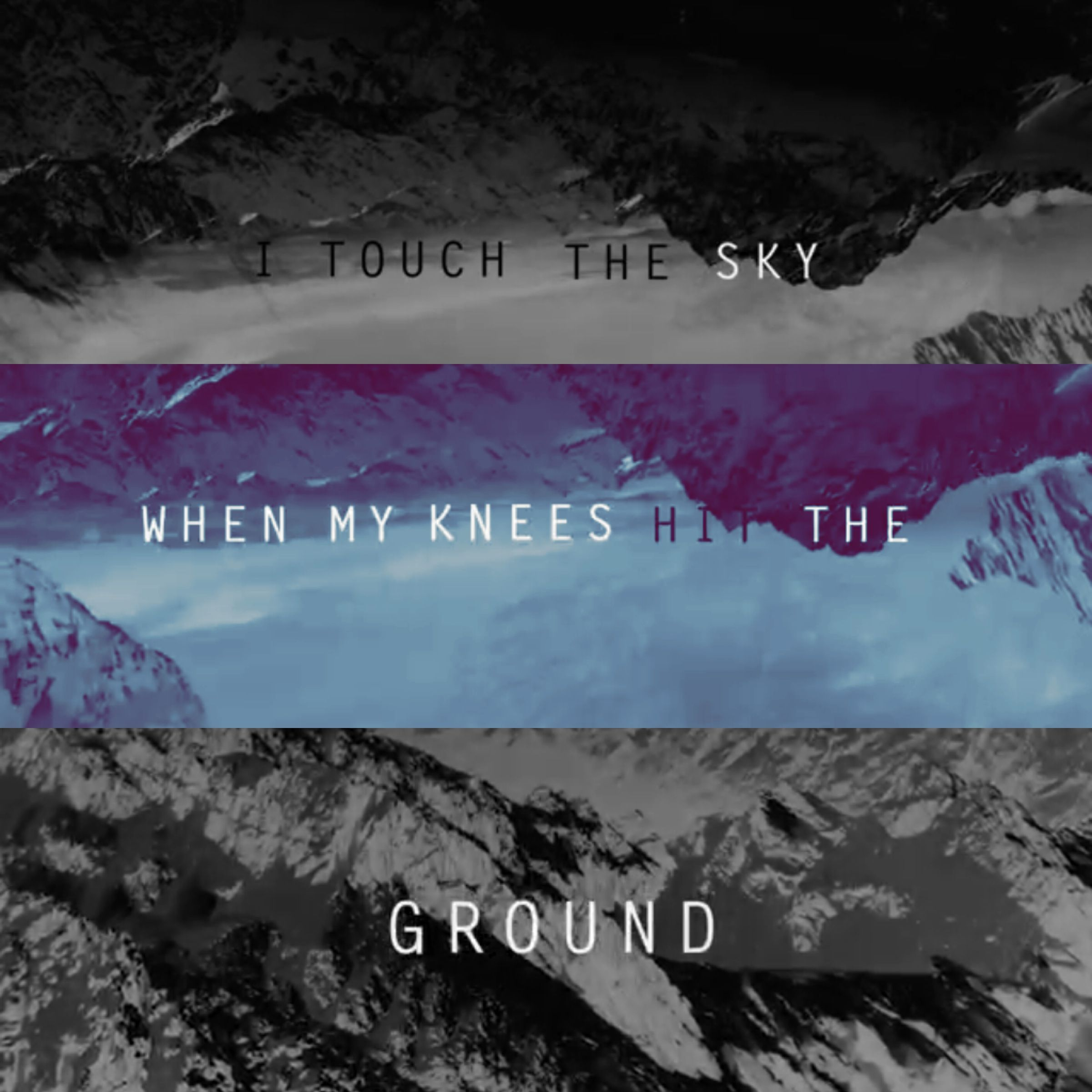 I Touch The Sky When My Knees Hit The Ground Hillsong United