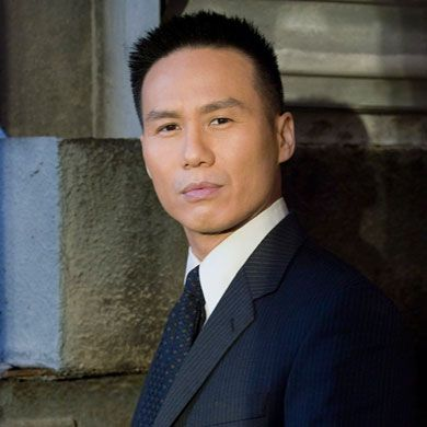 bd wong child