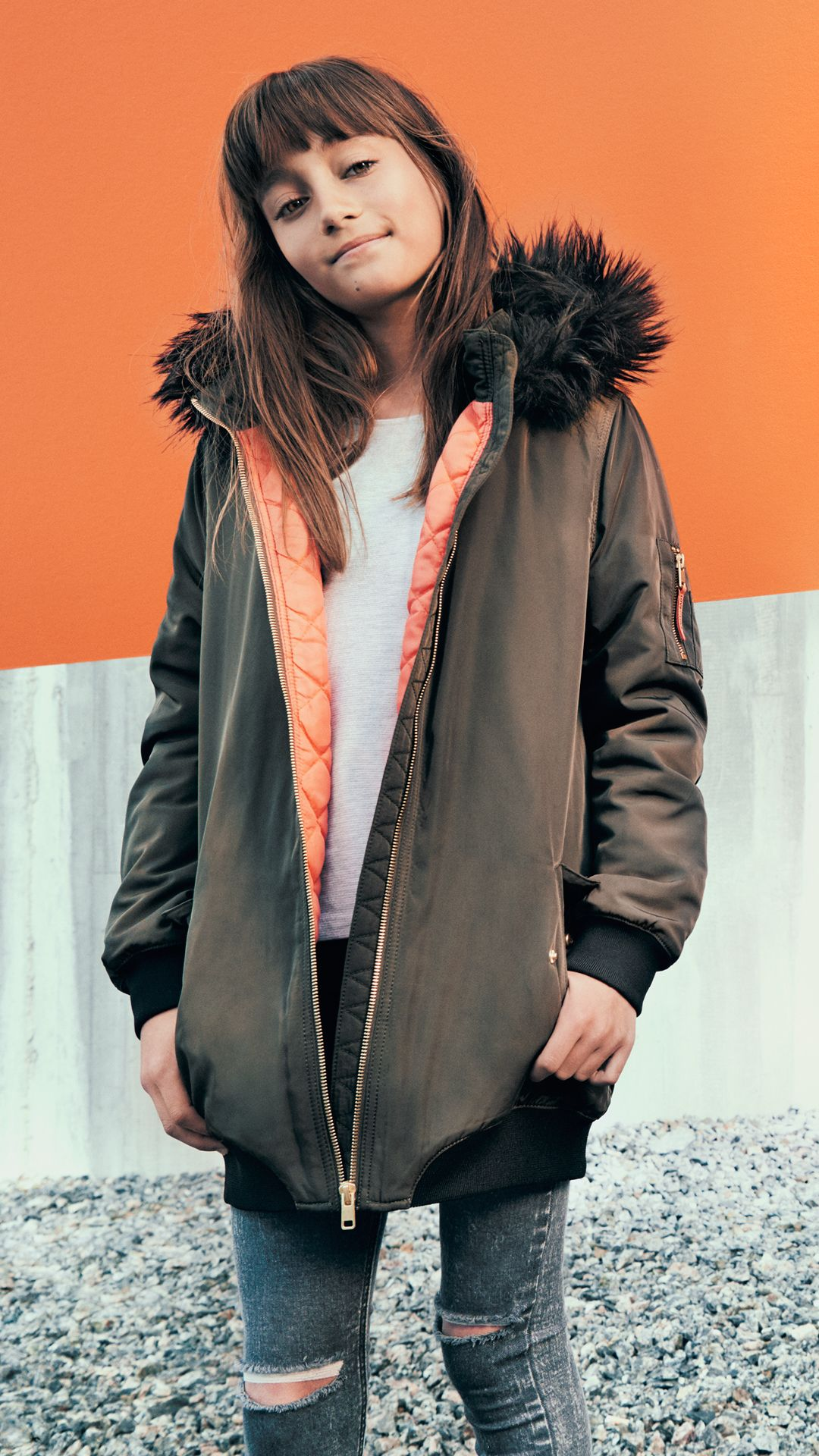 H&m Online In Usa From Shiny Puffer Jackets To Padded Parkas Discover This