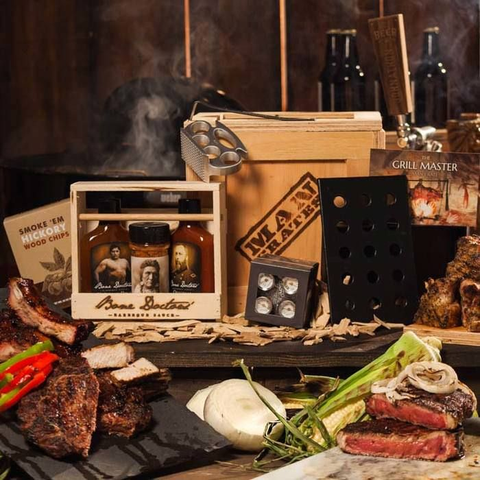 Grill Master Crate | BBQ Gifts For Guys