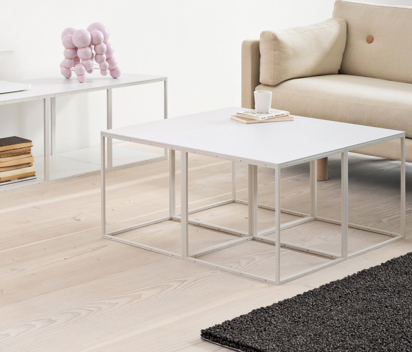 GRID TABLE - Designer Lounge tables from GRID System ApS ✓ all ...