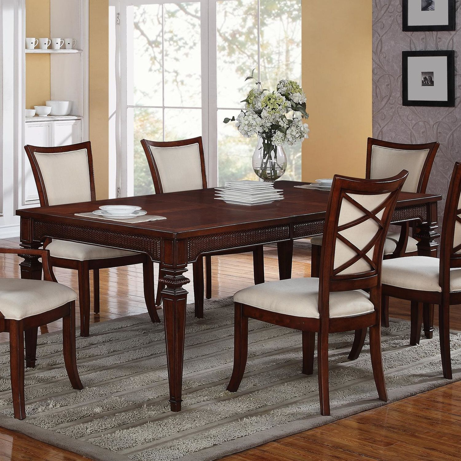Riverside Furniture Windward Bay Dining Table