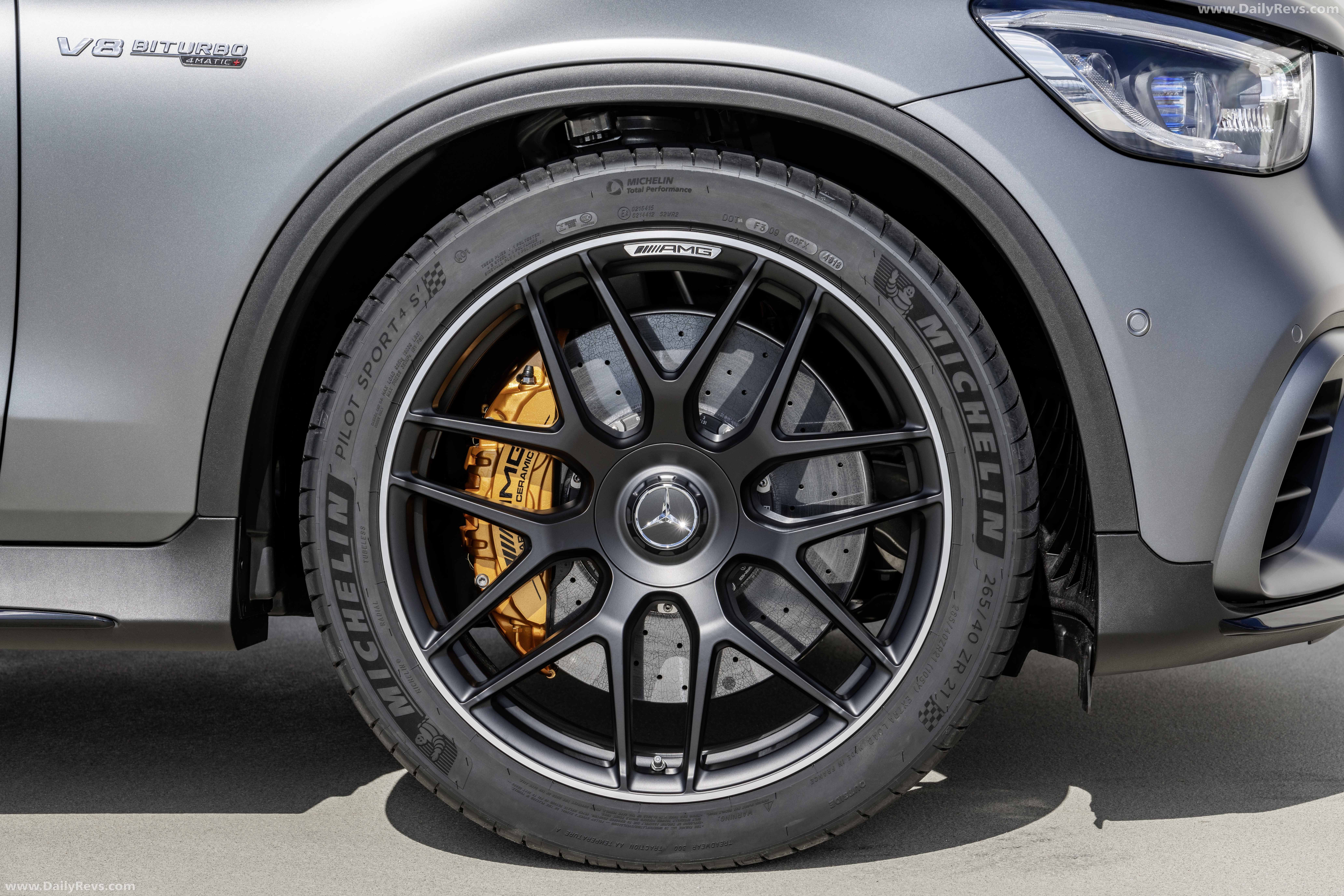 2020 mercedesbenz glc63 s amg coupe dailyrevs in 2020