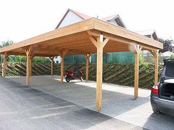 carport toit plat architecture pinterest toit plat. Black Bedroom Furniture Sets. Home Design Ideas