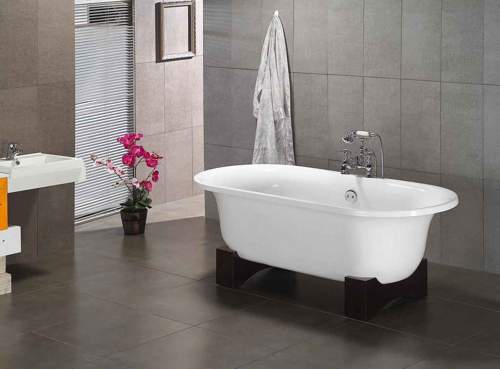 Image detail for -clawfoot bathtubs | vintage style bathroom ...