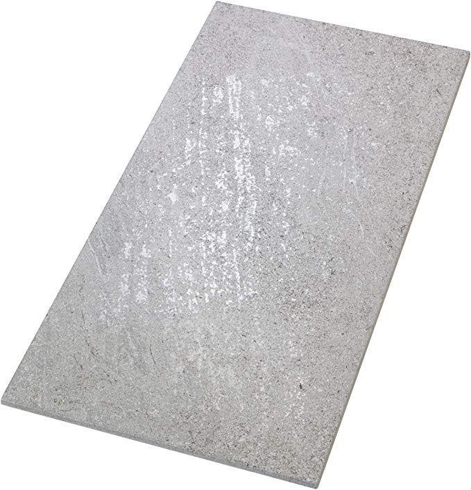 """Block In Grigio"" Bodenfliesen teilpoliert 30x60 cm"