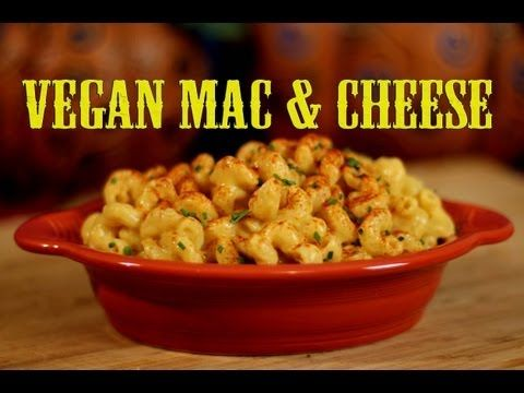 Vegan Mac And Cheese Cooking With The Vegan Zombie Youtube Vegan Zombie Vegan Mac And Cheese Vegan Mac N Cheese Recipe