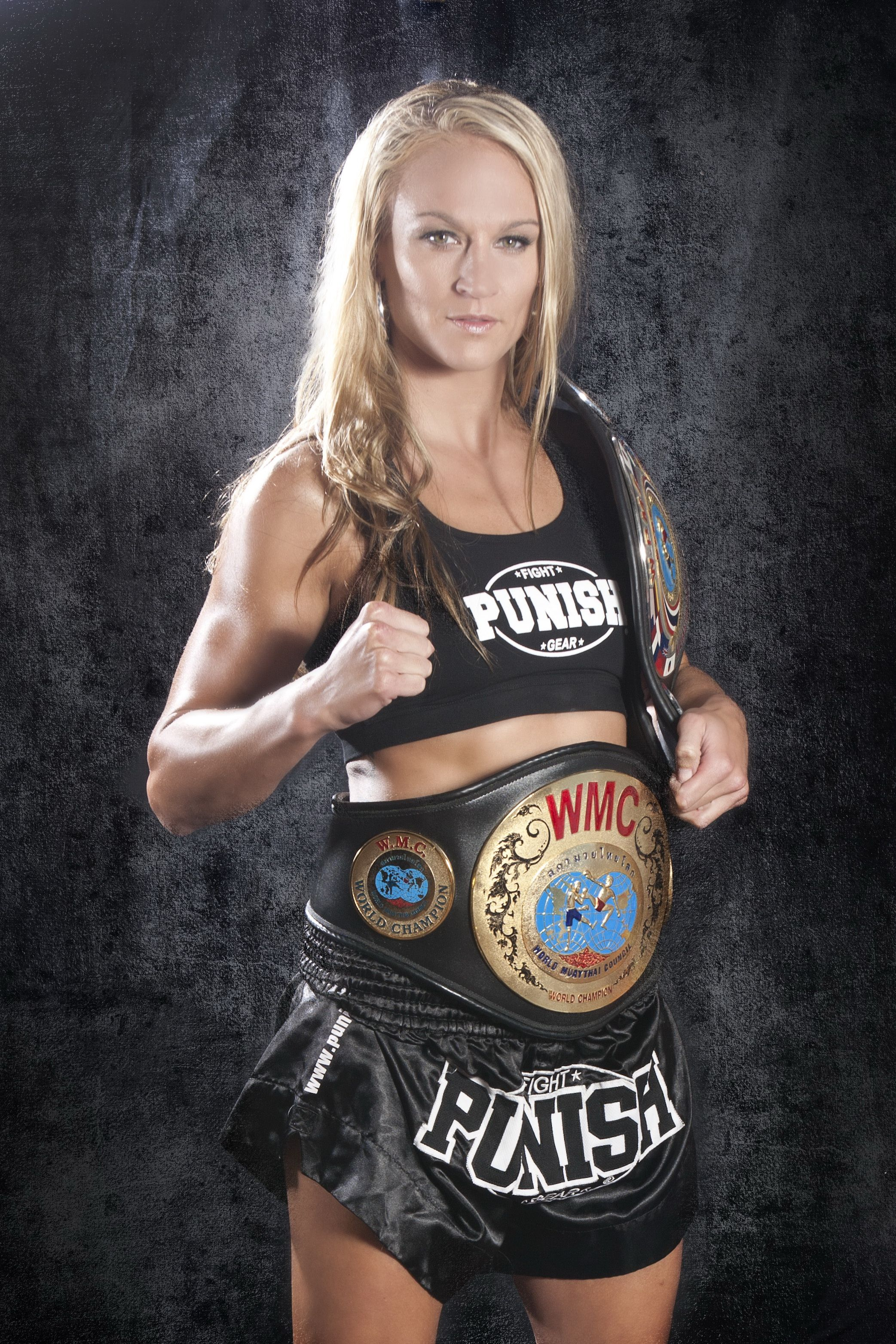 Caley Reece #Muay #Thai #fighter #champion