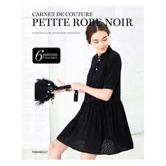 Patron de couture petite robe noire