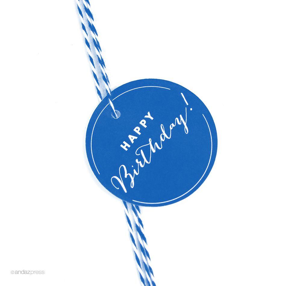 AP58562_andaz_press_gift_tags_circle_happy_birthday_playful_Royal Blue_photo