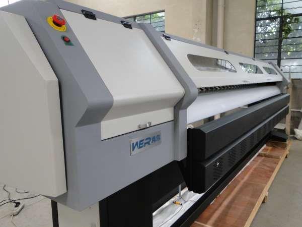 3db6a614e 3.2m Wide Format Printing Machine Large Format Inkjet Printer #UVPrinter