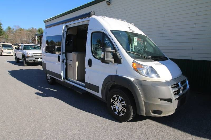2018 Hymer Erwin Hymer Group Sunlight V2 For Sale Center Conway