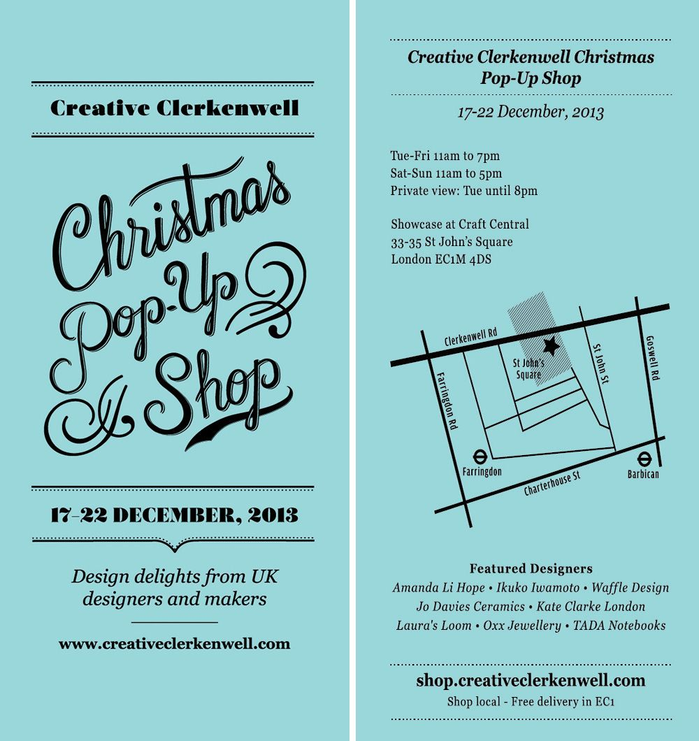 Fall Pop Up Shop Invite Pop Up Market Christmas Pops Pop Up