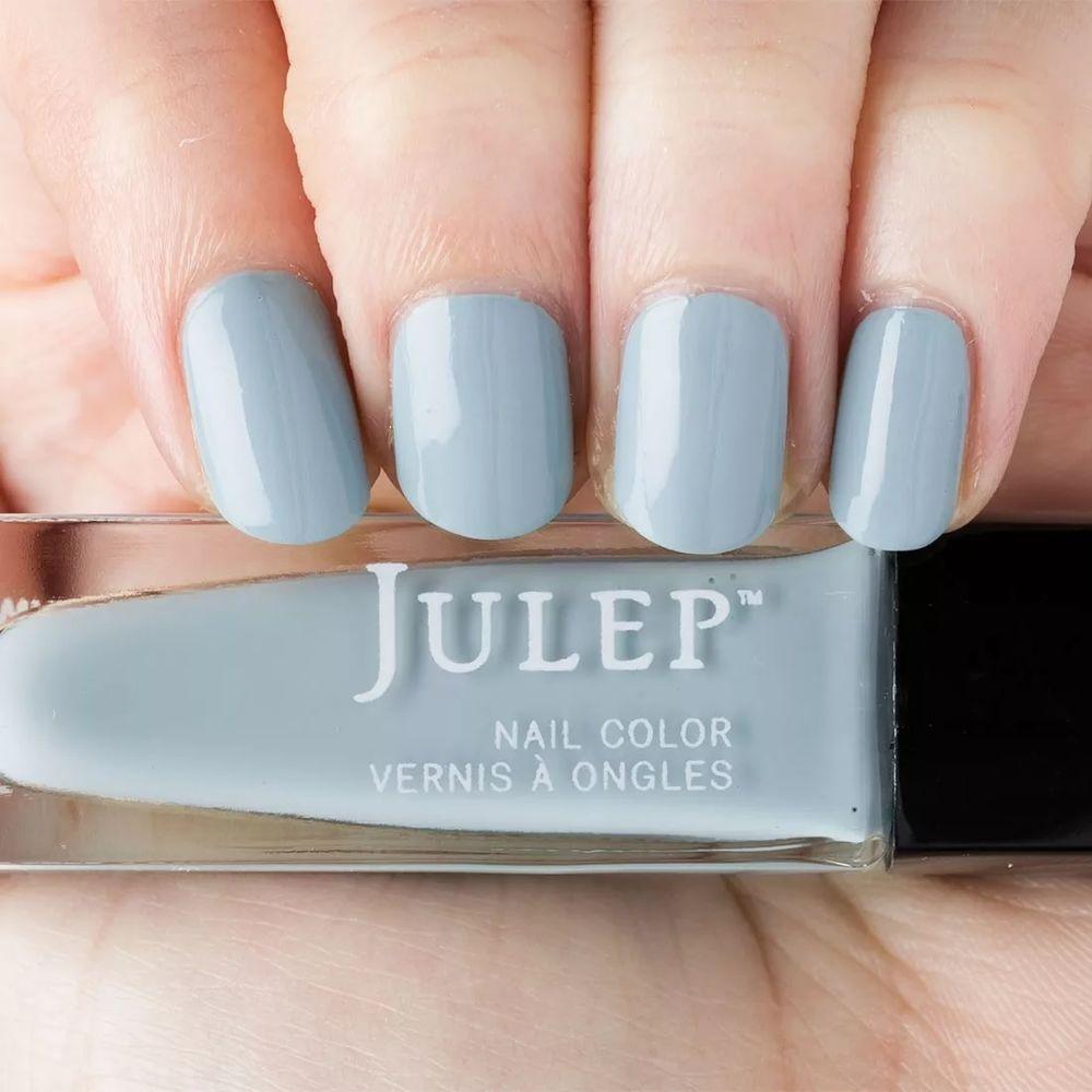 Julep ZOEY Nail Color Treat Polish It Girl Sea Spray Creme 0.27 fl ...