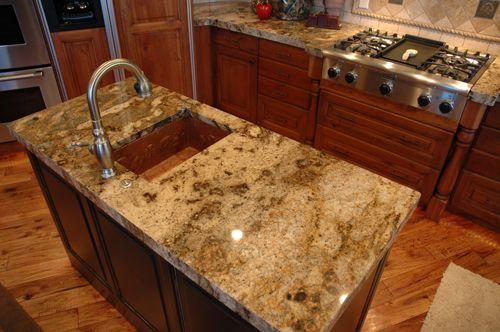 Lapidus Granite Klopfenstine Granite Countertops