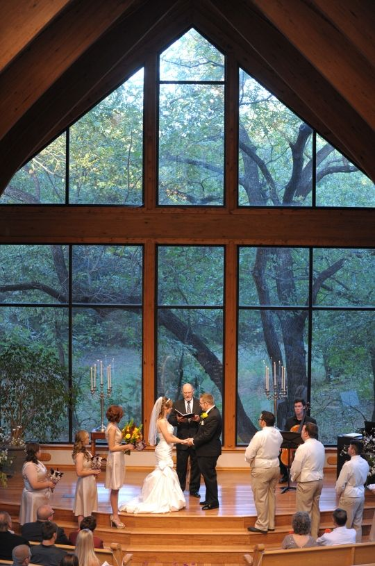Beautiful Wedding Chapel In Norman Oklahoma Thunderbirdchapel