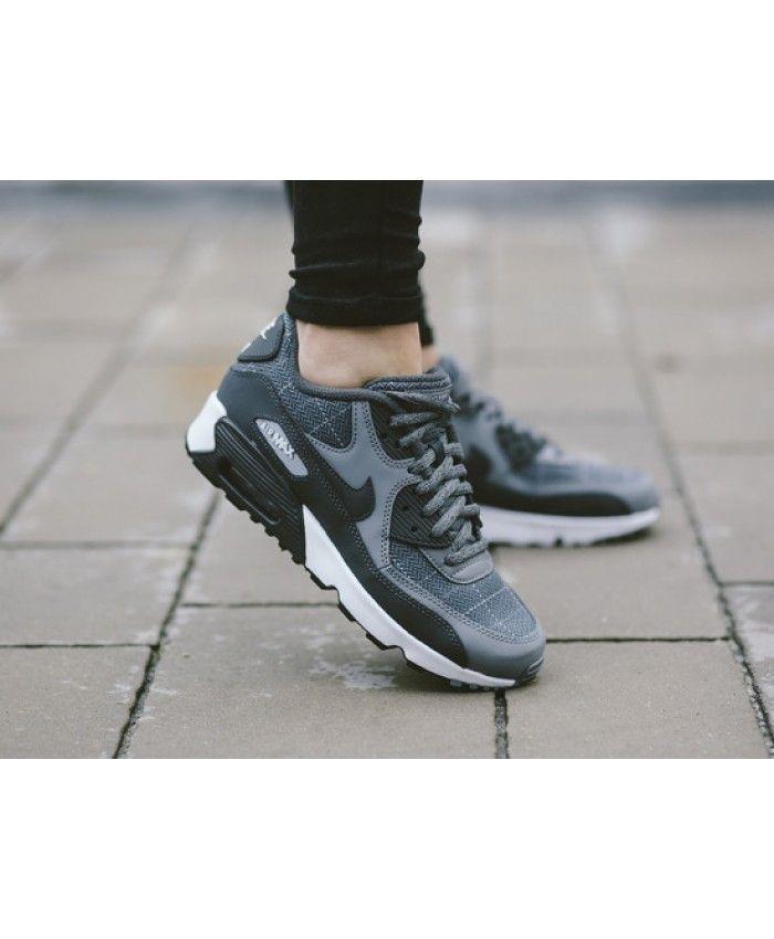 air max 90 junior grey