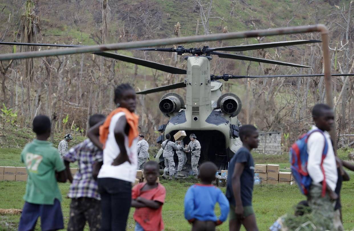 Opinión: La maldición de la caridad en Haití – WSJ – The Bosch's Blog