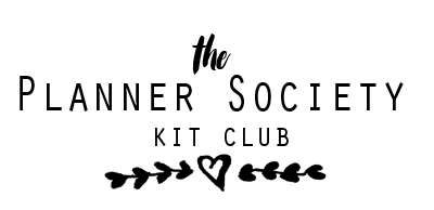 A Monthly Scrapbooking and Paper Crafting Kit Club with a
