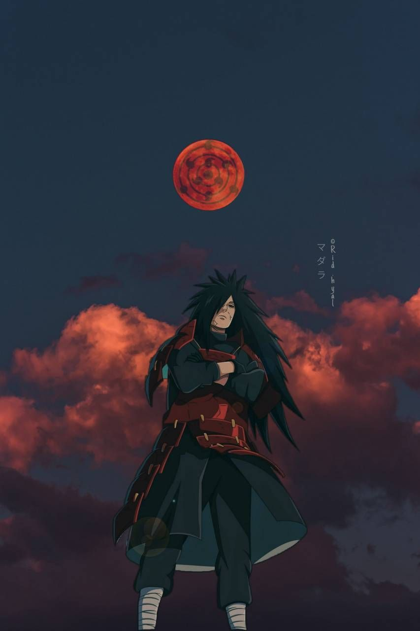 Uchiha Madara wallpaper by ridhyal - 7606 - Free on ZEDGE™