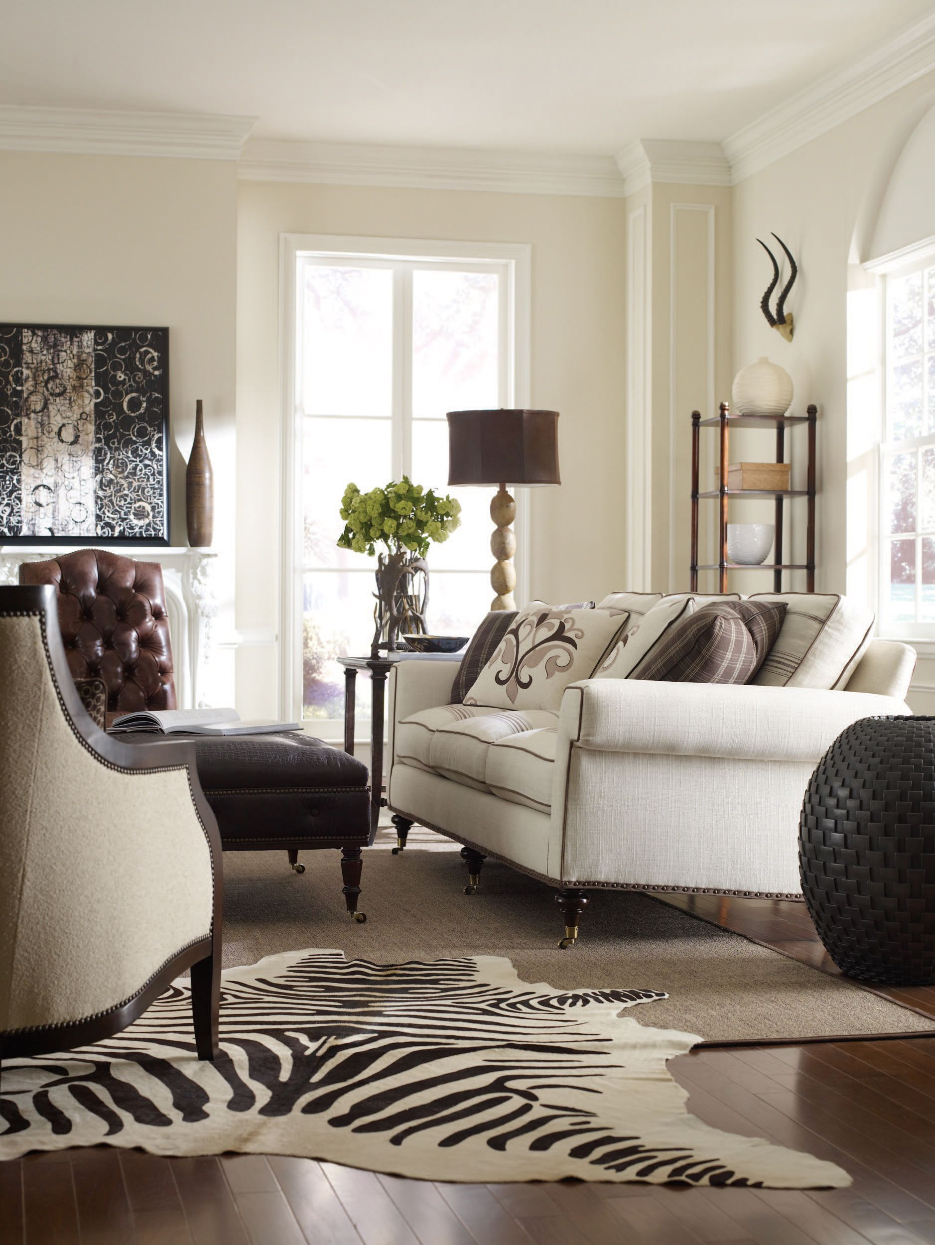 Living Room Furniture by Taylor King. | Transitional Furniture ...