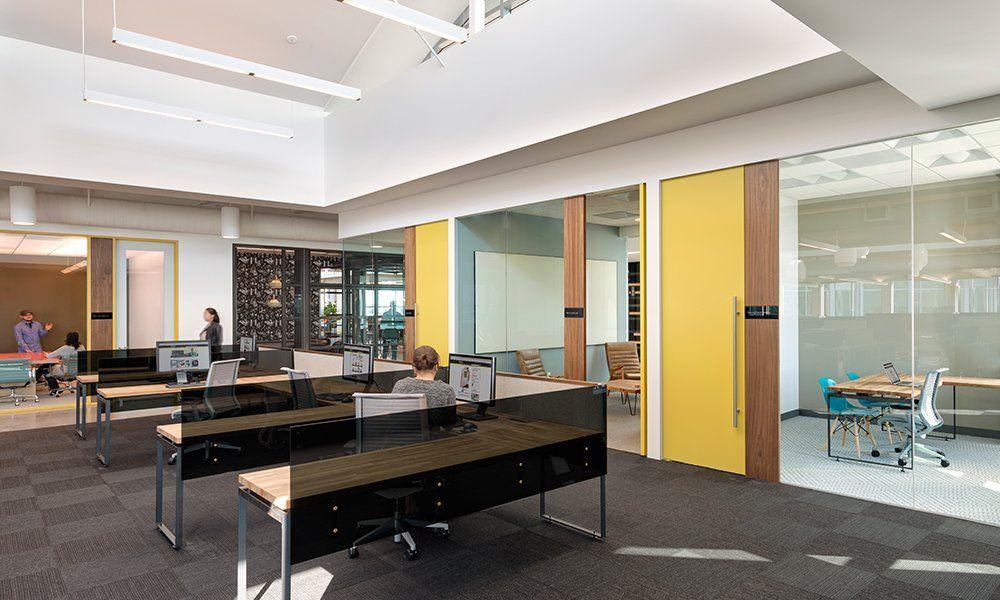 Zazzle O A Creative Office Space Design Corporate Interiors