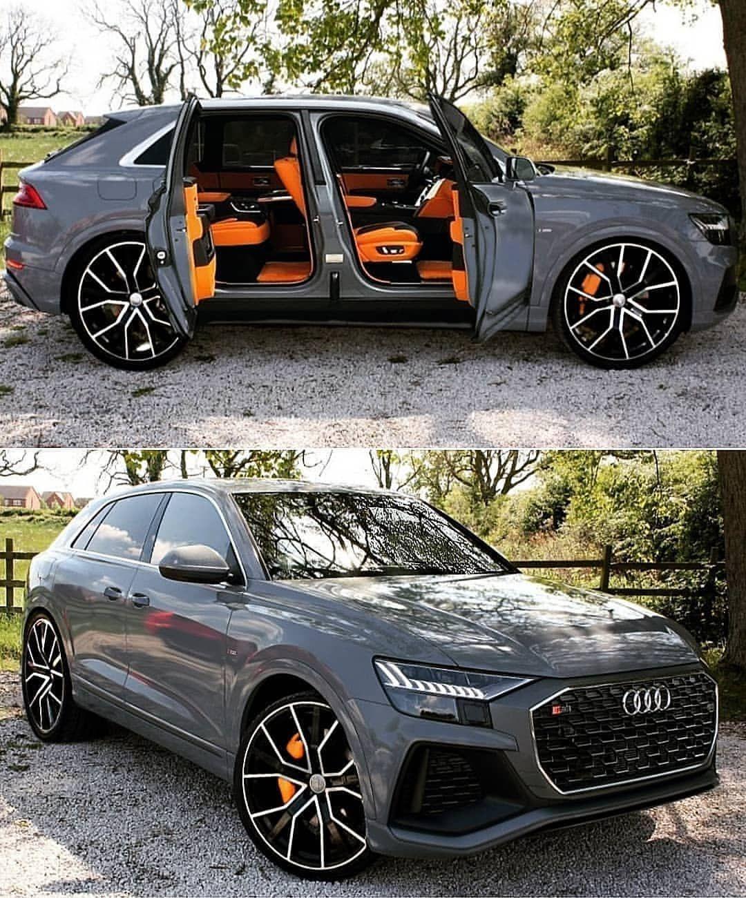 "Photo of audi然|スポーツ車Instagram:""Audi Q8コンボや自殺の扉😍思い? コメントを下記の👇🏻📷@q8_nation• ———————————————————-…"""