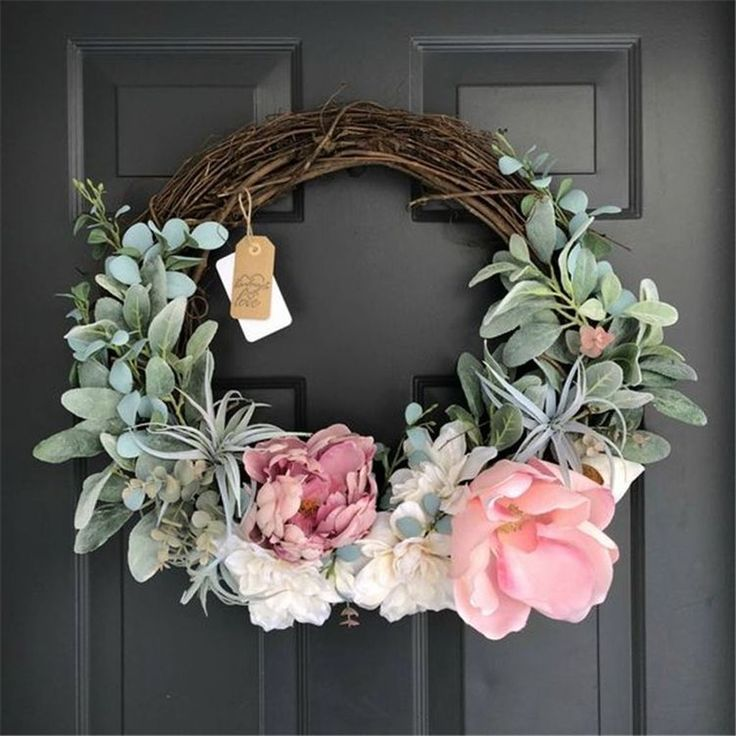 Photo of 20+ pretty wreath decor ideas to hang on your door – TRENDEDECOR