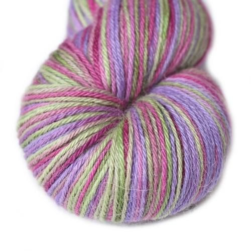 Rose Garden Hand Dyed 4ply Baby Alpaca Yarn | Shop Wool Online