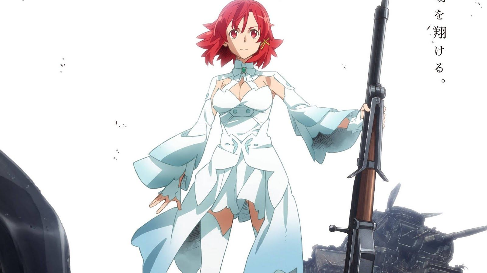 Shuumatsu no Izetta Subtitle Indonesia Batch Penyihir