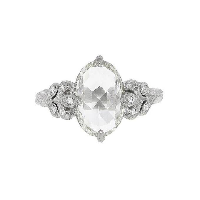 Oval Cut Engagement Rings | Engagement Rings | Brides.com | Wedding Engagement | Brides.com