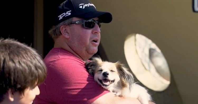 WATCH: Dog Separated from Owner During Hurricane Michael Gets the Reunion He's Been Waiting For