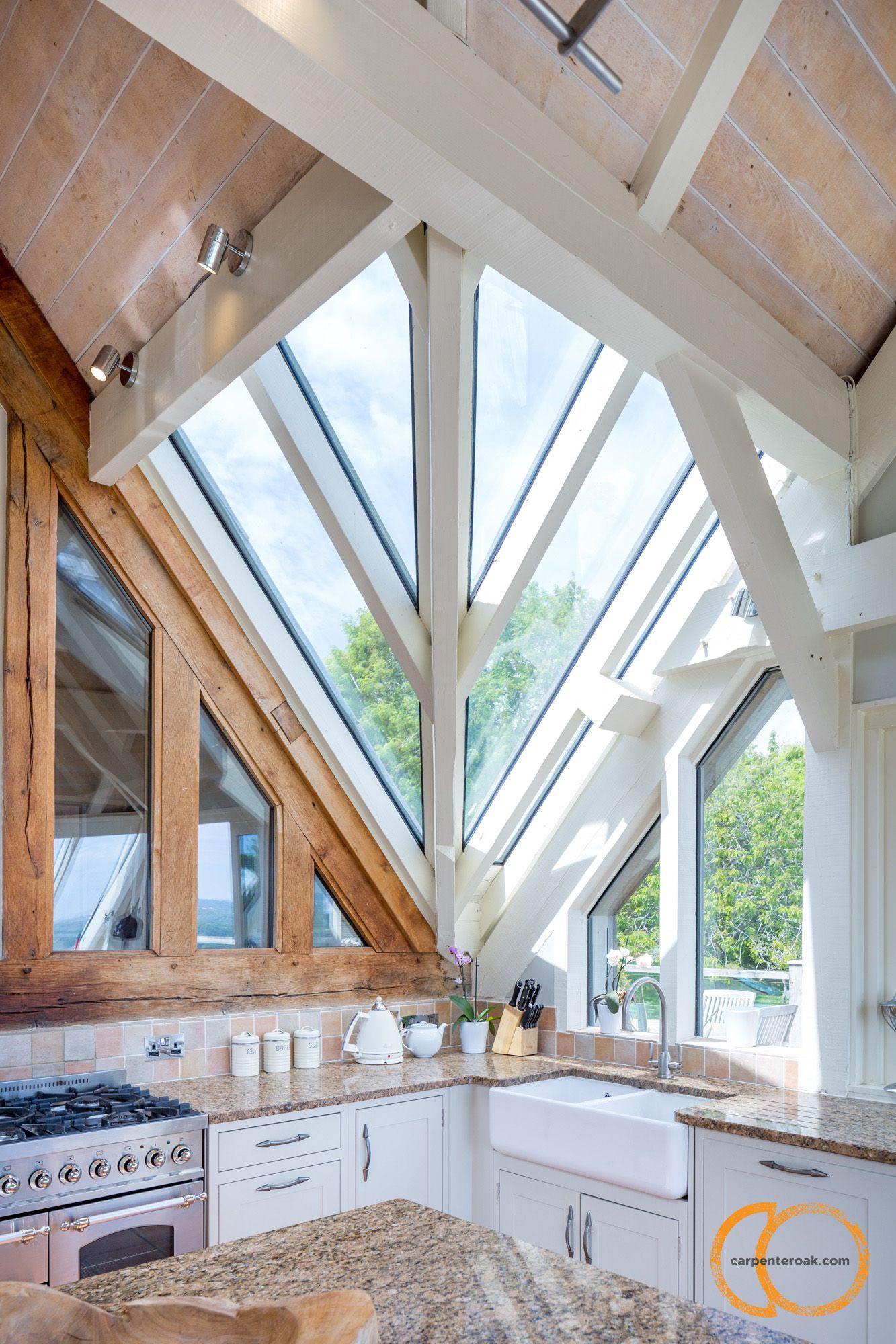 Oak Framed Barns and Renovation Ideas - Lamper Head ...