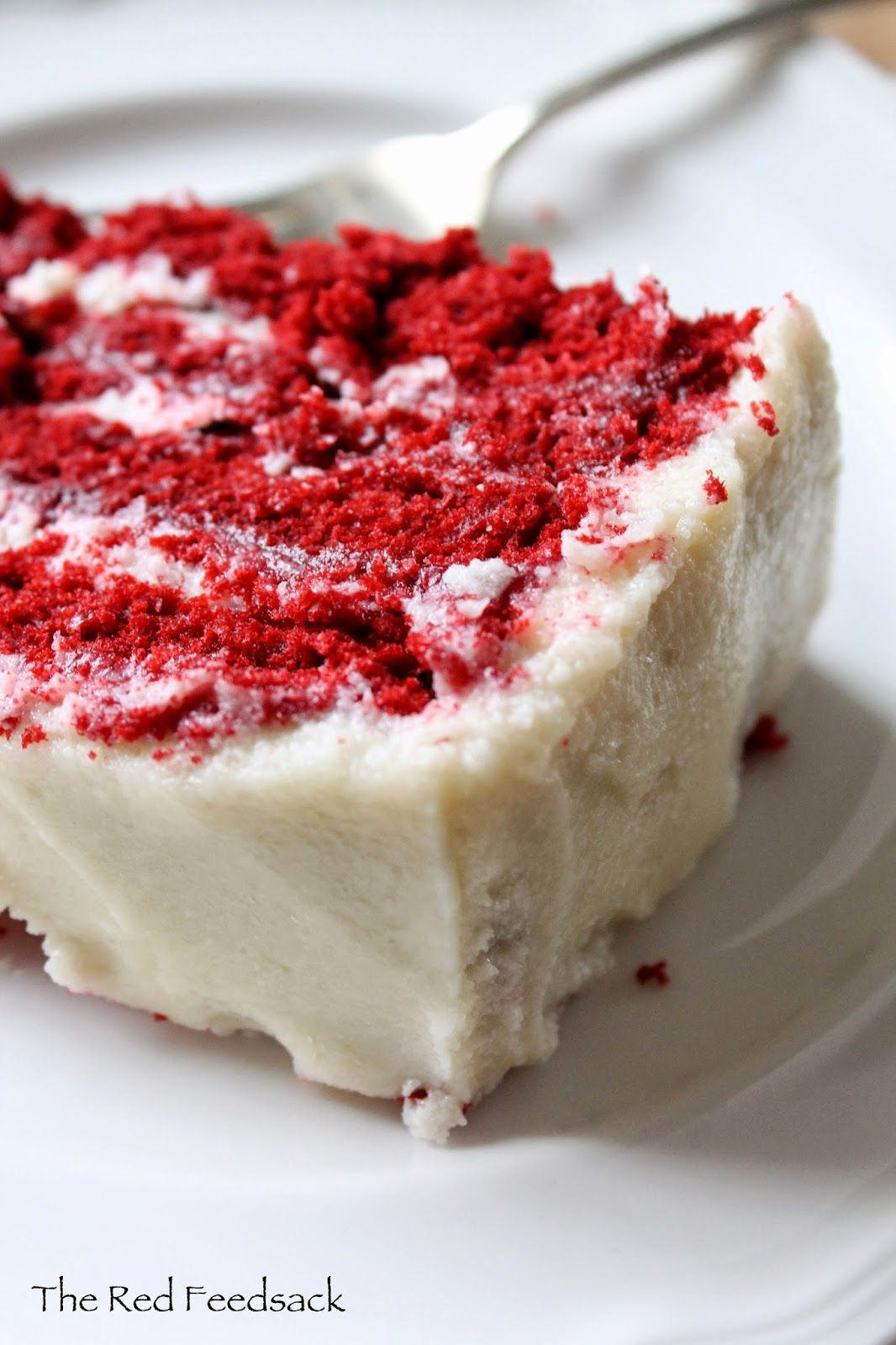 60 year old Red Velvet Cake recipe The frosting recipe is the one