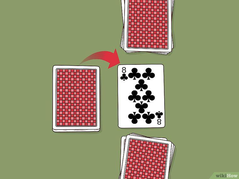 How To Play Gin Rummy With Pictures Wikihow Gin Rummy Gin Rummy Card Game Rummy