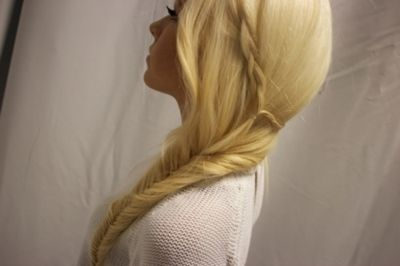 Braid + Fishtail.