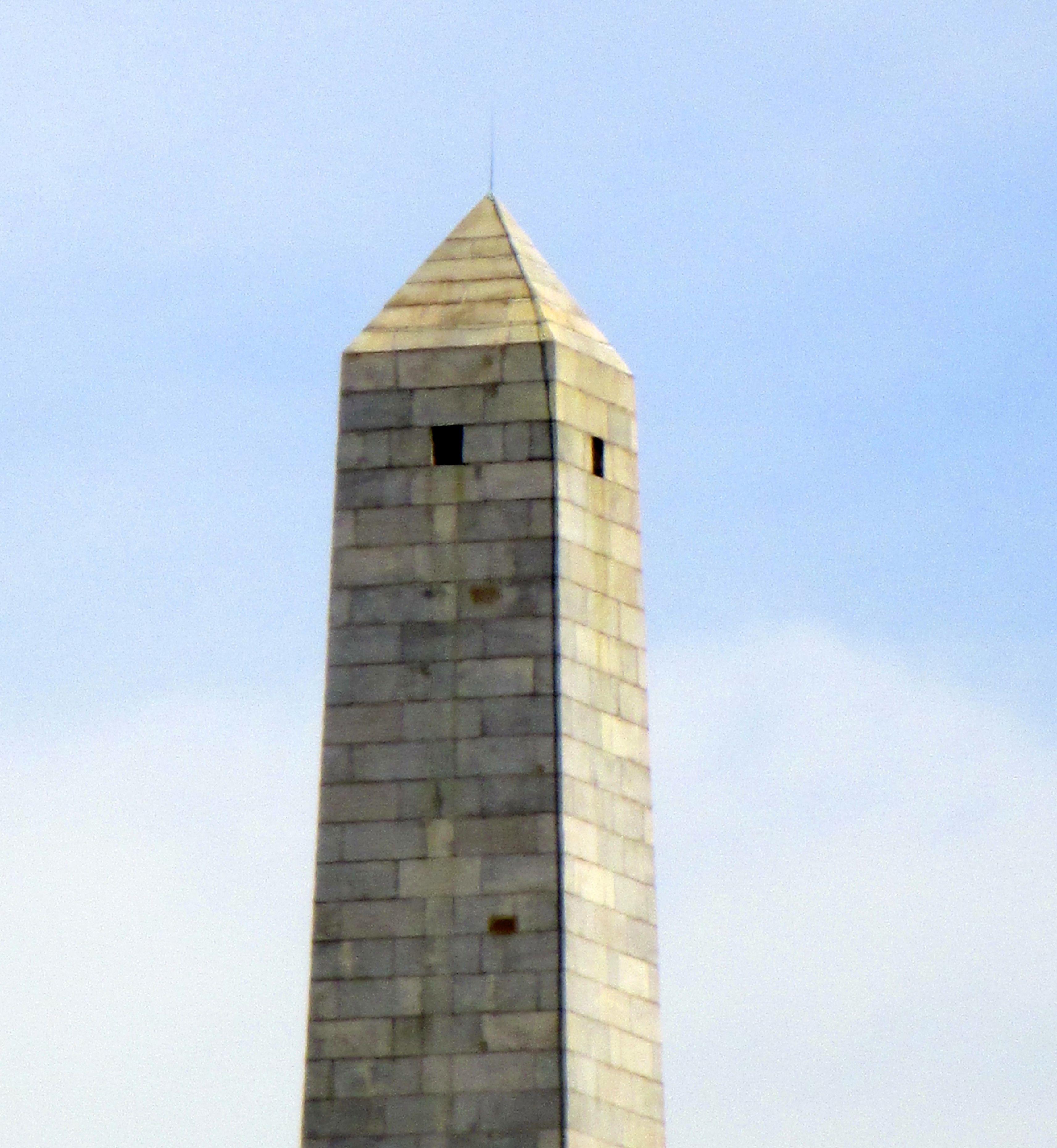 Bunker Hill in Boston