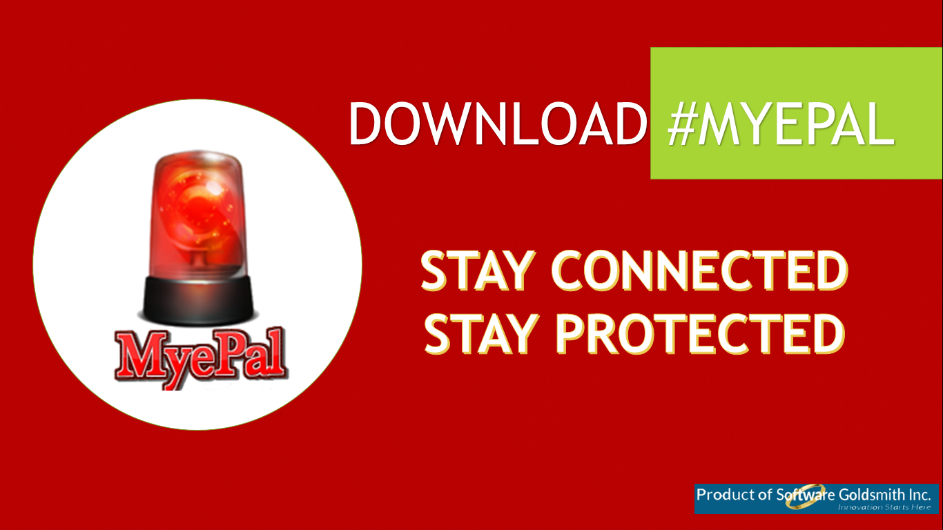 Turn your SmartPhone into your personal bodyguard! Here's an app that virtually accompanies you & let your friends know if you are in trouble. Don't wait! Download #MyePal Safety Today! Available on Android  Pro https://goo.gl/Nq2c2y trial https://goo.gl/D8Ft58