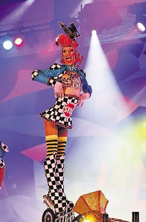 Pin On Carnaval Gran Canaria Drag Queens