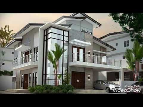 Stylish designs of homes front elevation http designmydreamhome also zen exterior this story house with straight lines and natural rh pinterest