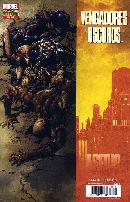 Vengadores oscuros. Reinado oscuro #16
