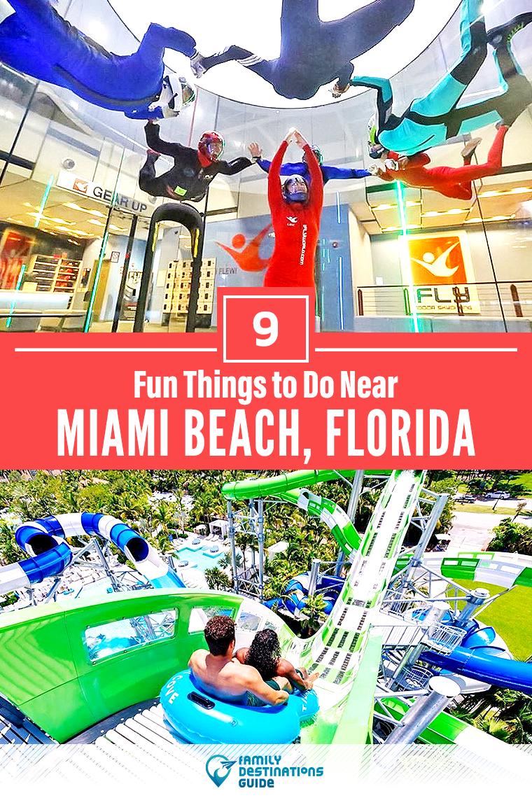 9 Fun Things To Do Near Miami Beach Florida Miami Beach Activities Miami Beach Travel Cool Places To Visit