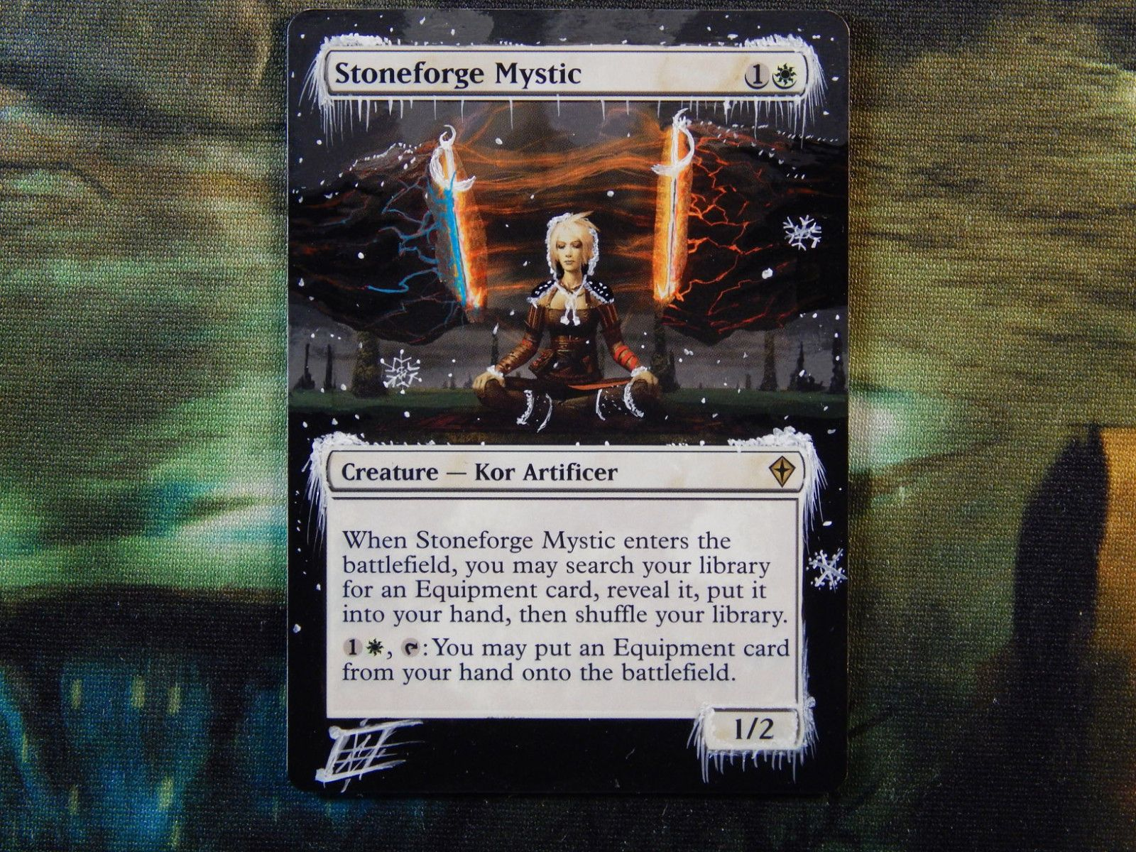 1 FOIL Aurification White Onslaught Mtg Magic Rare 1x x1
