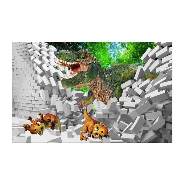 Papier Peint Tapisserie Special Dinosaure Les Dinosaures Avec Les