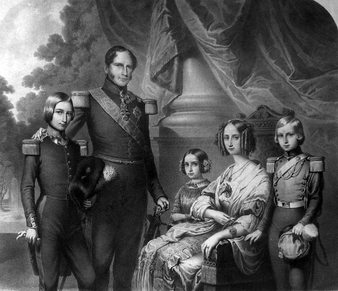Leopold's sister Victoria (of Saxe-Coburg-Saalfeld) married the Duke of Kent (Prince Edward, brother of George IV)